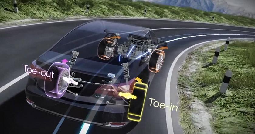 نتیجه تصویری برای 5 تکنولوژی برتر در خودرو