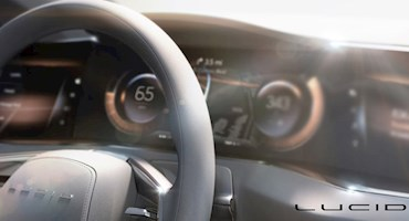 لیوسید موتورز با عرضه خودروی الکتریکی خودران خود در سال 2018 به رقابت با تسلا می پردازد