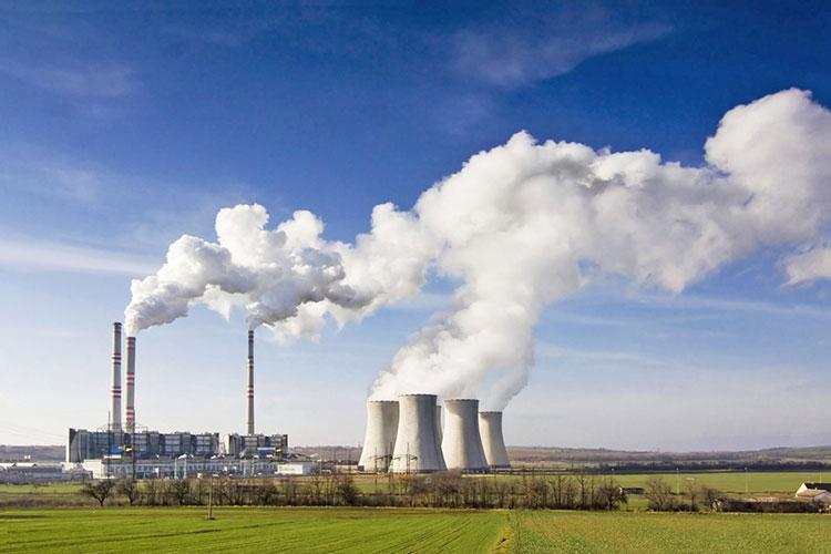 نیروگاه های سوخت فسیلی