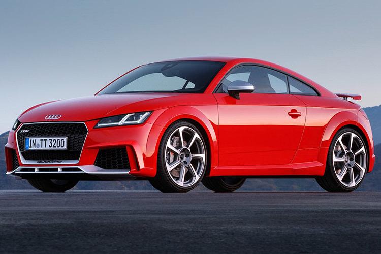 Audi TT RS / آئودی