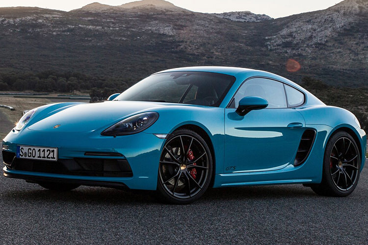 پورشه کیمن / Porsche Cayman