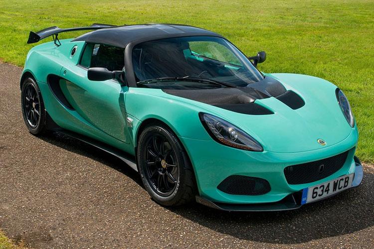 لوتوس Lotus Elise Cup 250