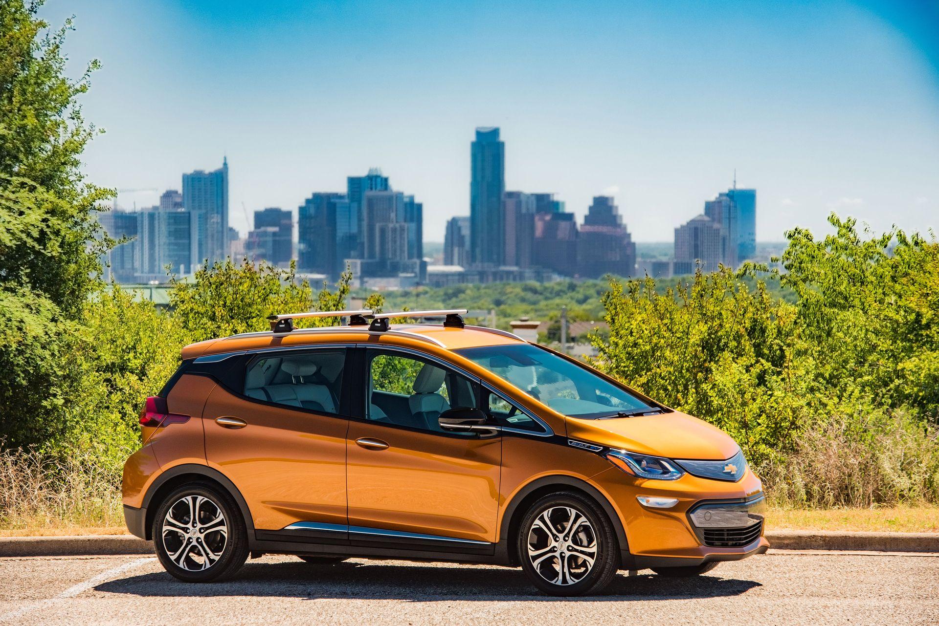 خودروهای تمام الکتریکی