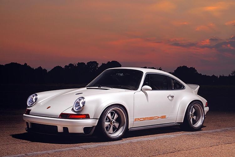Porsche 911 DLS Singer / پورشه سینگر