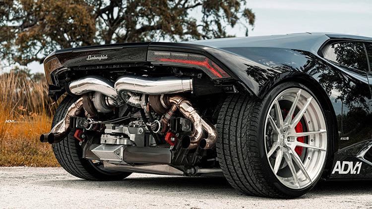 2017 Lamborghini Huracán / سوپراسپرت لامبورگینی هوراکان مدل 2017