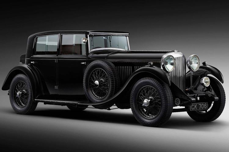 بنتلی GK 706 هشت لیتری / Bentley GK 706 1930