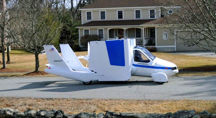 طراحی خودرو پرنده ولوو ۲۰۱۹