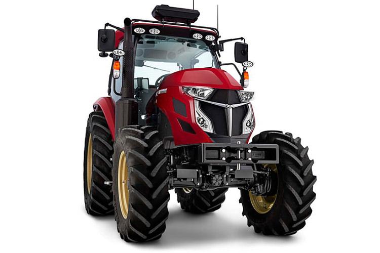 تراکتور خودران یانمار / Yanmar tractor