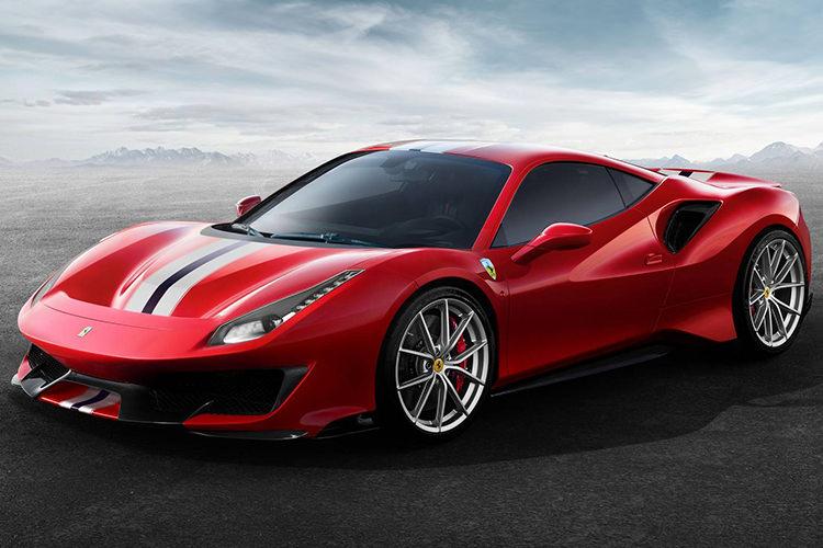 فراری 488 پیستا / Ferrari 488 Pista