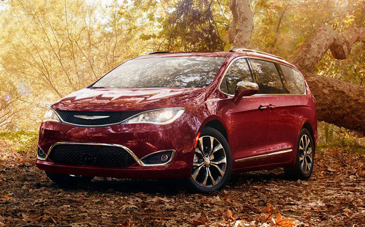 Chrysler Pacifica / کرایسلر پسیفیکا