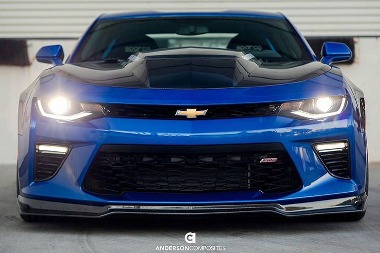 شورولت کامارو / Chevrolet Camaro SS
