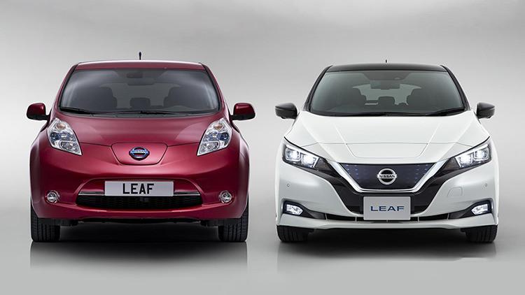 Nissan LEAF / نیسان لیف