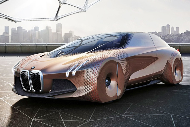 BMW inext concept vision