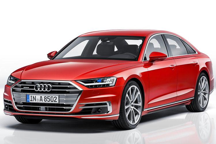 آئودی / Audi A8