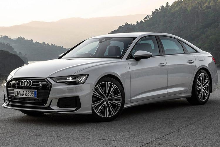 Audi A6 2019 / آئودی