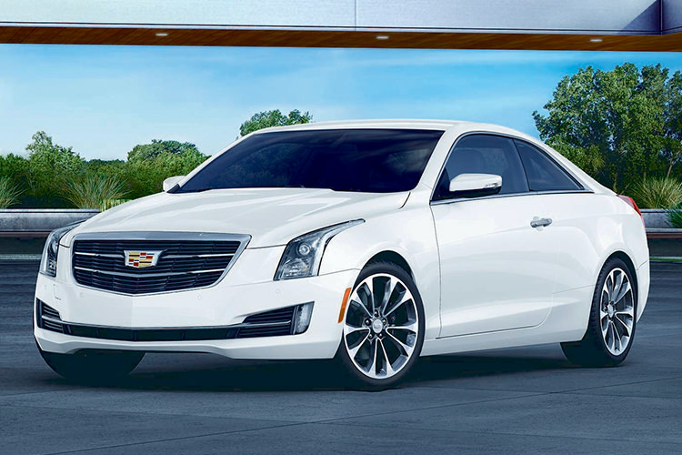 Cadillac ATS / کادیلاک