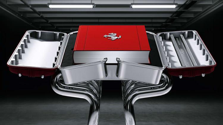 Ferrari Book / کتاب فراری