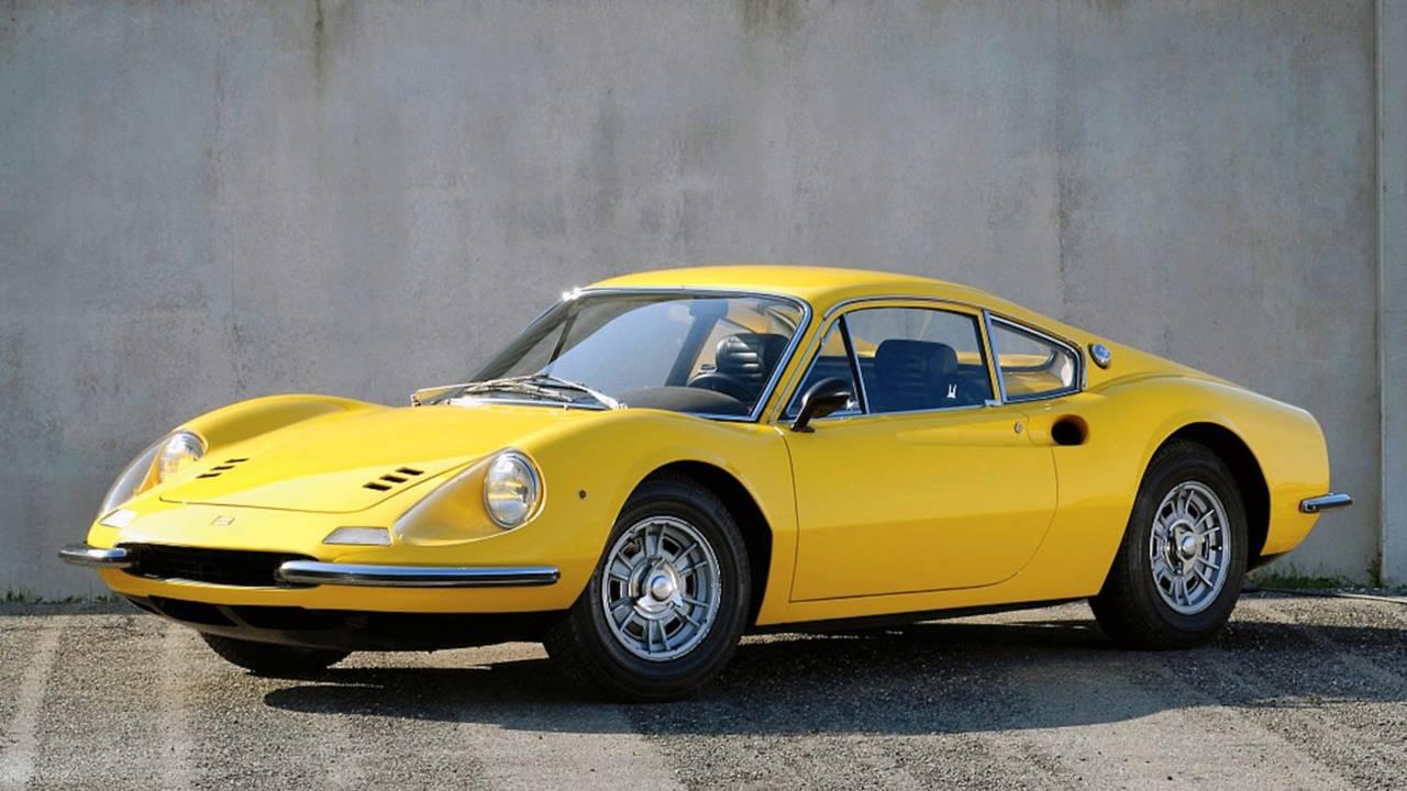 فراری دینو 206 GT