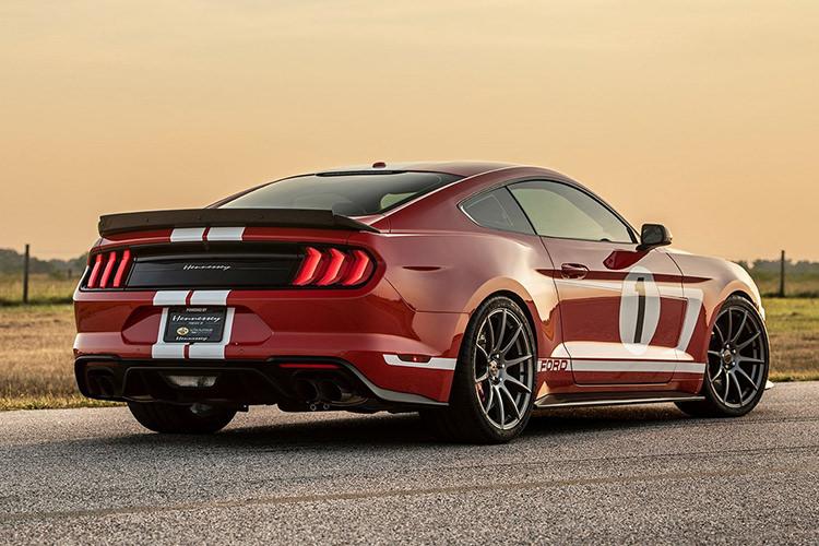 فورد موستانگ هنسی / Mustang Hennessey Heritage