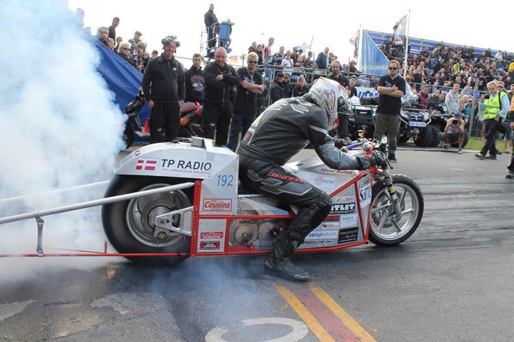 TC-X Electric motorcycle / موتورسیکلت برقی ترو کازینس سیلور بولیت