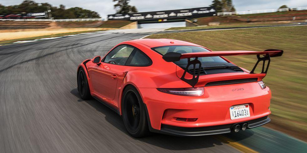 پورشه 911 GT3-RS
