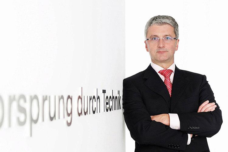Volkswagen Audi Rupert Stadler / فولکسواگن آئودی روپرت استادلر