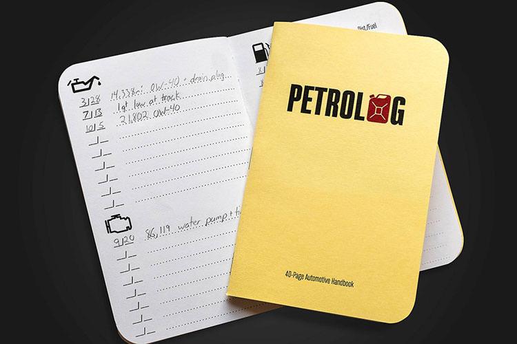 Petrolog booklet / دفترچه پترولاگ خودرو تعمیر