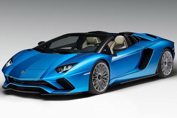 Lamborghini Aventador S / لامبورگینی اونتادور