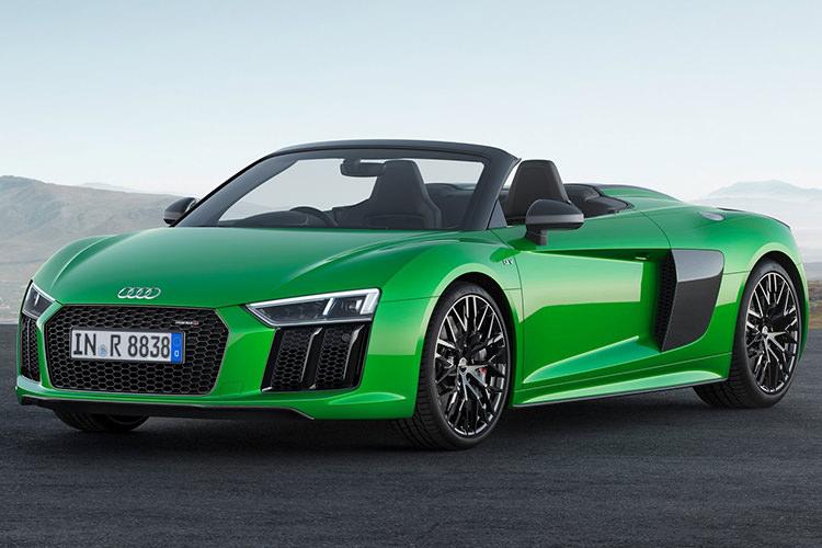 Audi R8 / آئودی R8