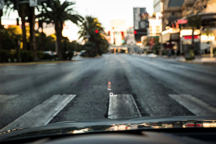 Autonomous Car self-driving car / خودروی خودران بدون راننده