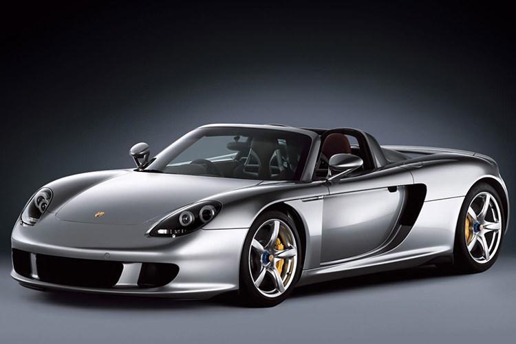 Porsche Carrera GT / پورشه کاررا