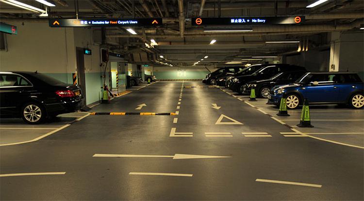 پارکینگ / Parking