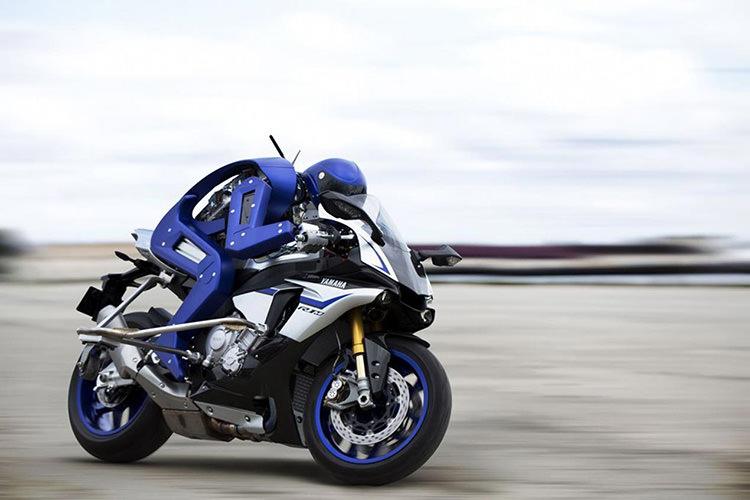 yamaha motobot / ربات موتورسوار یاماها موتوبات