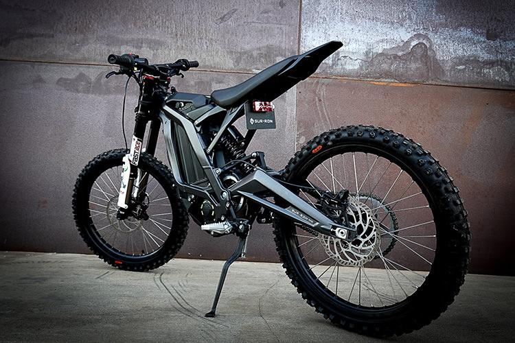 Sur-Ron Light Bee e-bike / دوچرخه برقی سور-ران لایت بی