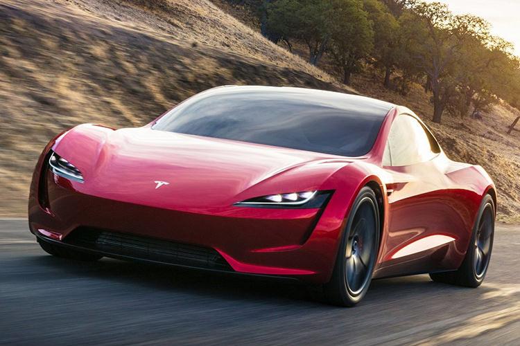 Tesla Roadster / تسلا رودستر
