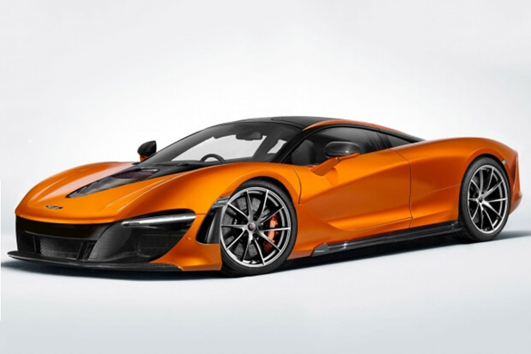 McLaren BP23 / مک لارن