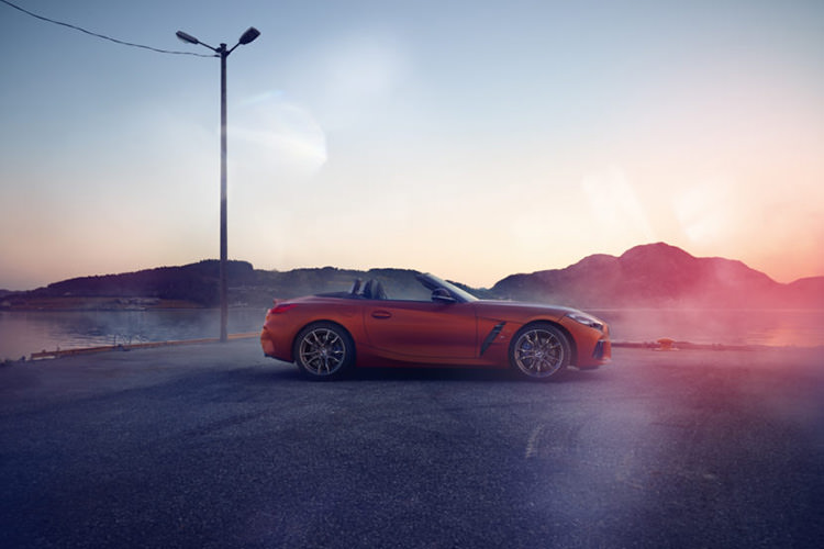 BMW Z4 First Edition / بی‌ام‌و Z4 فرست ادیشن