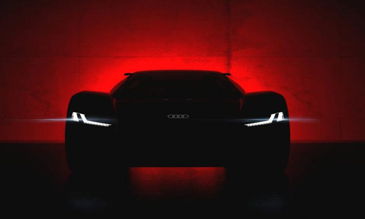 Audi PB-18 e-tron / خودروی مفهومی آئودی PB-18 ای-ترون