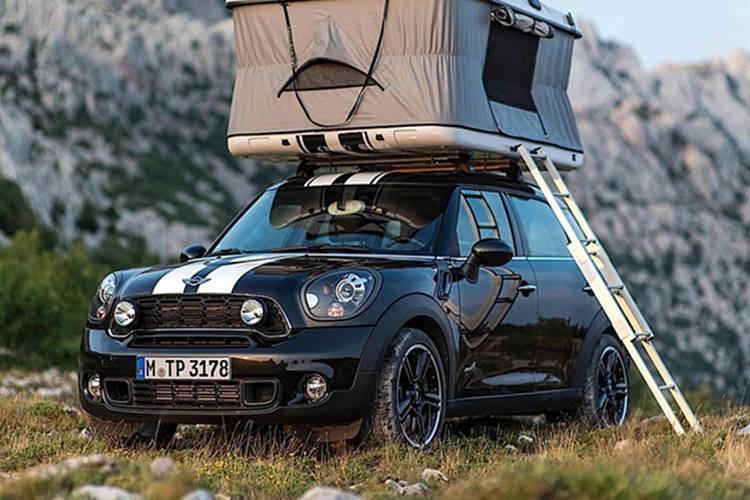 Mini Camper / ون مفهومی مینی