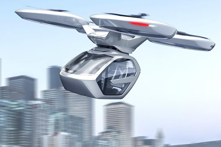 flying car / خودروی پرنده ماشین پرنده