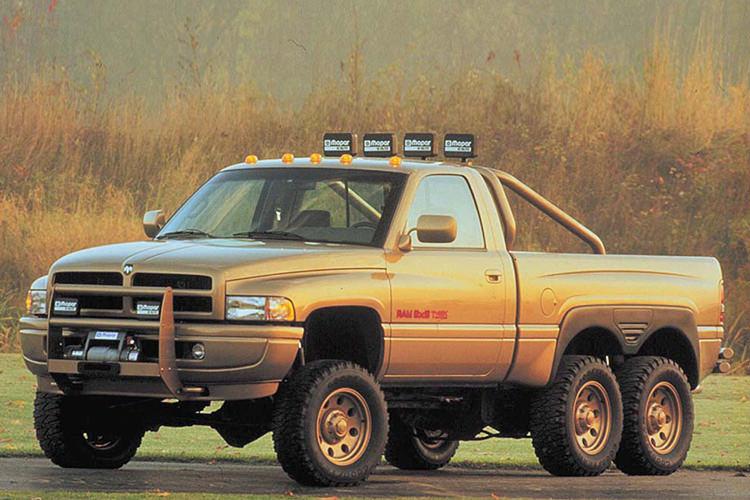 Dodge T-Rex