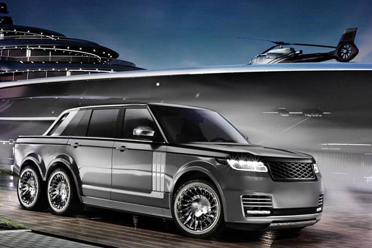 Range Rover SLT