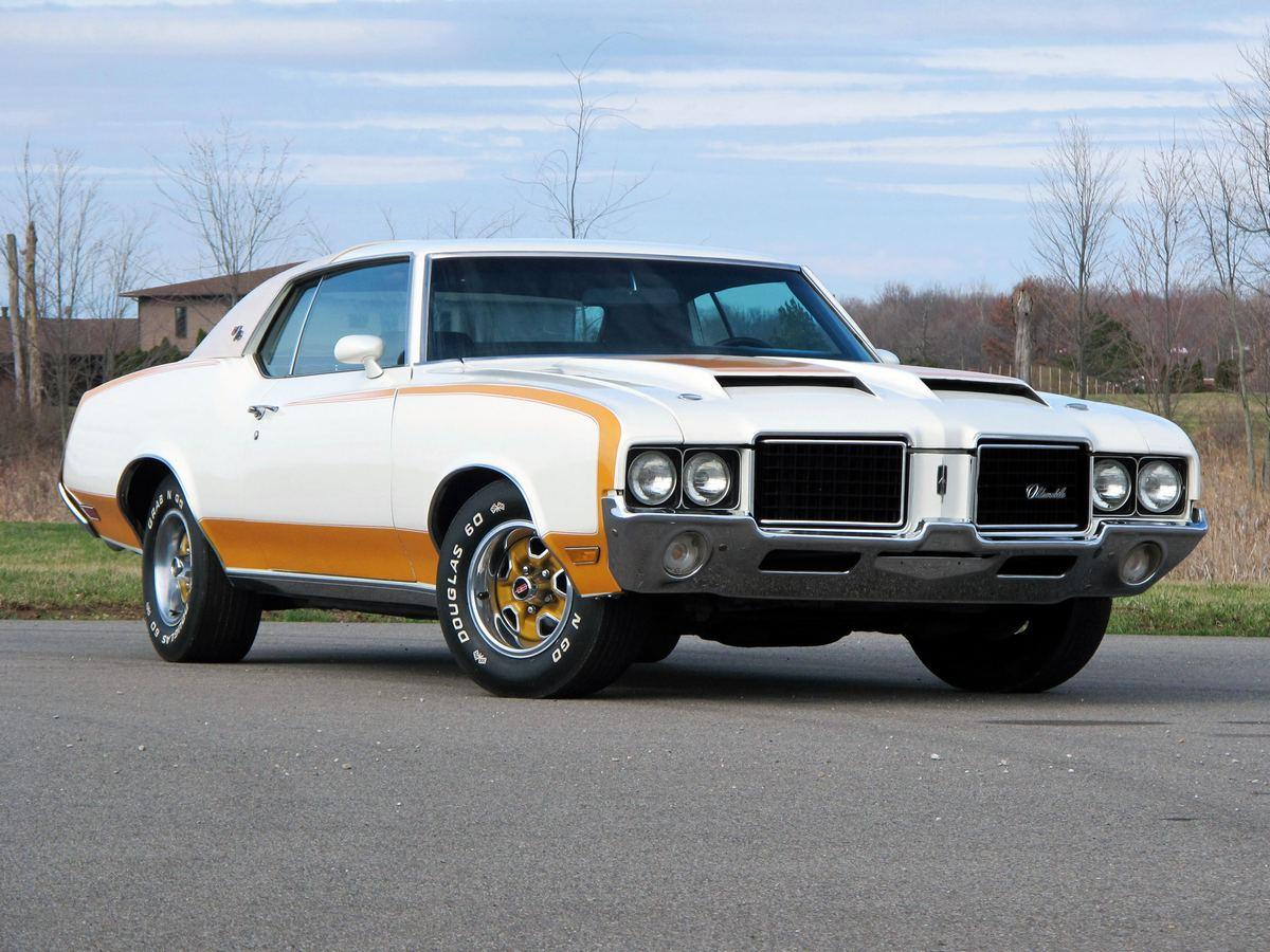 الدزمبیل Hurst/Olds Rocket 455 مدل 1972