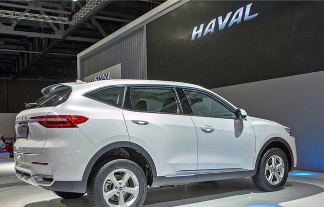 جدیدترین محصول شرکت هاوال در روسیه رونمایی شد
