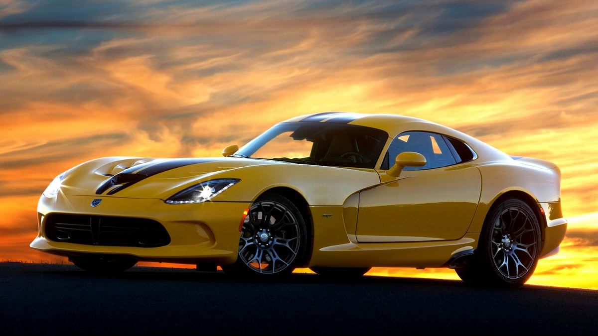داج وایپر SRT مدل 2015