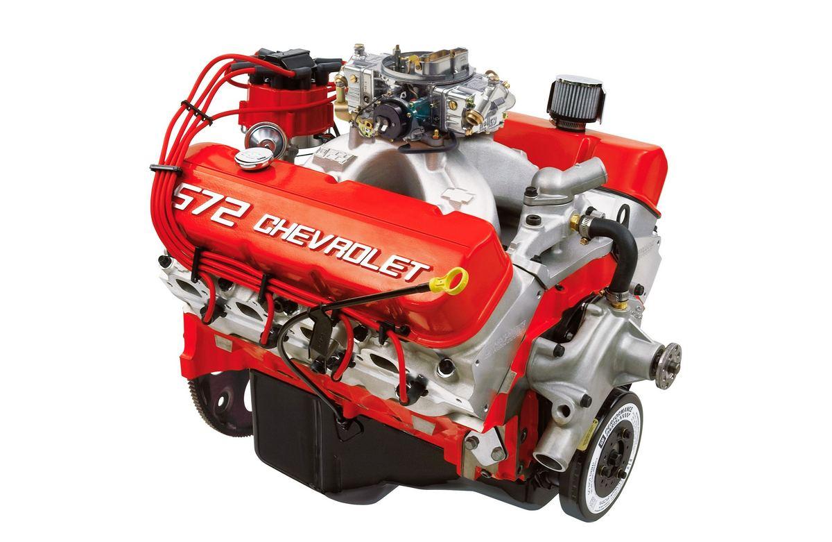 موتور Crate شورولت ZZ572/620 مدل 1998
