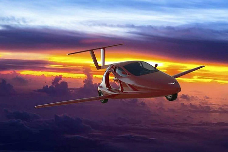Samson Sky Switchblade Flying Car / خودروی پرنده سامسون اسکای سوئیچبلید