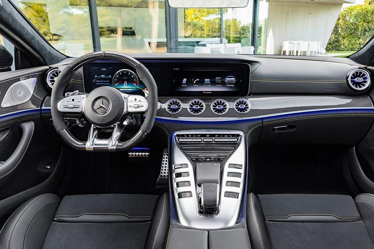 Mercedes-Benz AMG GT Sedan