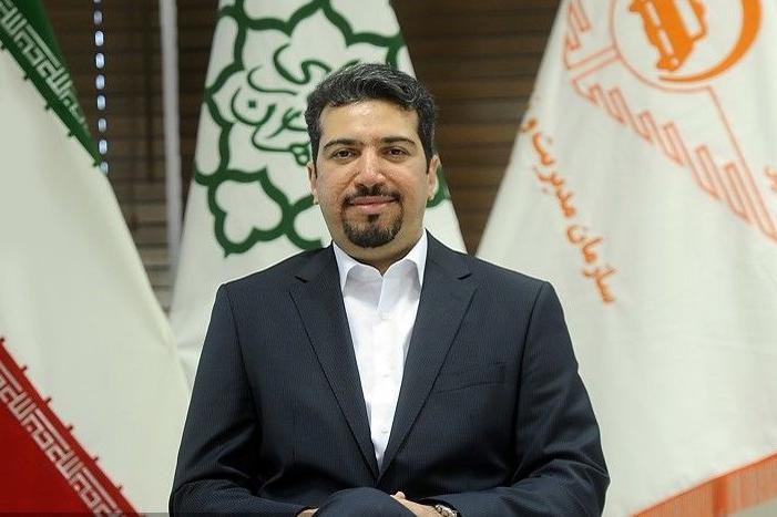 علیرضا قنادان رئیس تاکسیرانی تهران