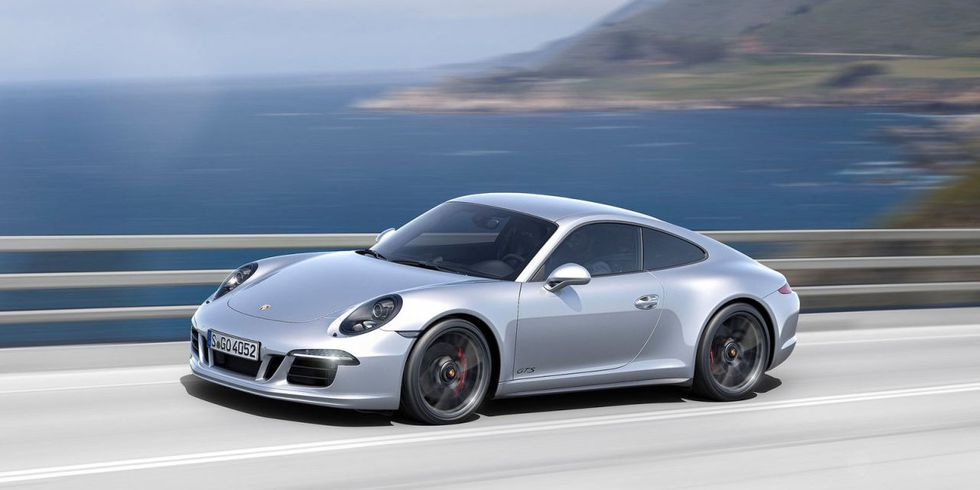 پورشه 911 GTS